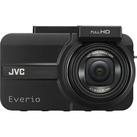 JVC GC-TR100-B [ドライブレコーダー (前後撮影対応2カメラ)]