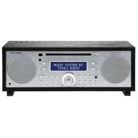 ミニコンポ 高音質 チボリオーディオ Tivoli Audio MSYBT-1775-JP Tivoli Music System BT Black/Silver [Bluetooth対応ミニコンポ] bluetooth ブルートゥース ワイヤレス スロットイン式 CDプレーヤー スピーカー MSYBT1775JP CDプレーヤー ラジオ