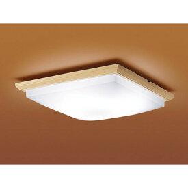 【送料無料】PANASONIC LSEB8024K [洋風LEDシーリングライト (〜10畳/調色・調光) リモコン付き スクエアタイプ]