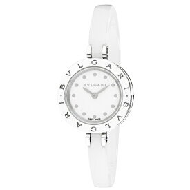 【送料無料】BVLGARI BZ23WSCC-S ビーゼロワン セラミック ホワイト/ホワイト Sサイズ [腕時計 レディース] 【並行輸入品】