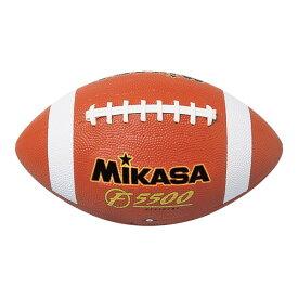MIKASA AF [アメフト (一般・大学・高校)ゴム 茶]