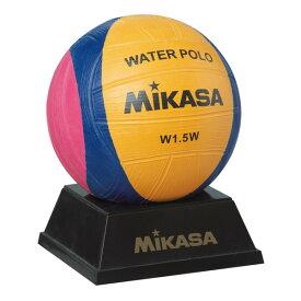 MIKASA W1.5W [マスコットボール 水球 黄青ピンク]