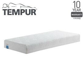 Tempur クラウドスプリーム21 ホワイト ダブル 140×195×21 [テンピュール 低反発 マットレス ベッド 寝具 安眠 快眠 快適枕]【10年保証】 メーカー直送