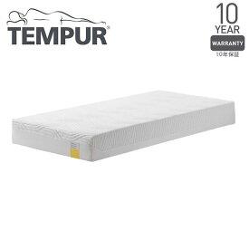 Tempur センセーションスプリーム21 ホワイト セミダブル 120×195×21 [テンピュール 低反発 マットレス ベッド 寝具 安眠 快眠 快適枕]【10年保証】 メーカー直送