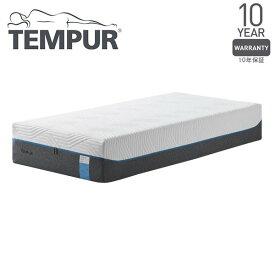 Tempur クラウドリュクス30 ホワイト セミダブル 120×195×30 [テンピュール 低反発 マットレス ベッド 寝具 安眠 快眠 快適枕]【10年保証】 メーカー直送