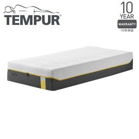 Tempur センセーションリュクス30 ホワイト ダブル 140×195×30 [テンピュール 低反発 マットレス ベッド 寝具 安眠 快眠 快適枕] メーカー直送