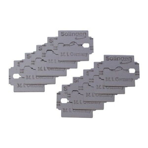 清水産業 タコの目カッター用ゾーリンゲン替刃 10枚組