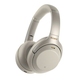 ソニー SONY ワイヤレスヘッドセット ブルートゥース ハイレゾ対応 ノイズキャンセリング WH-1000XM3 SM プラチナシルバー リモコン マイク対応 Bluetooth対応