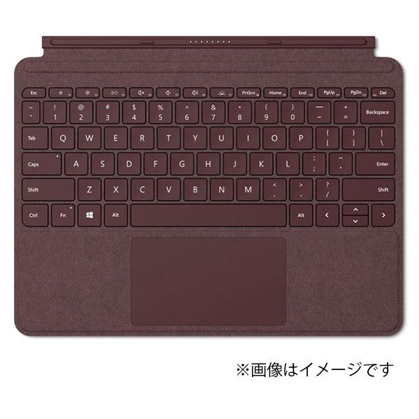 【送料無料】マイクロソフト KCS-00059 バーガンディ [Surface Go Signature タイプ カバー]