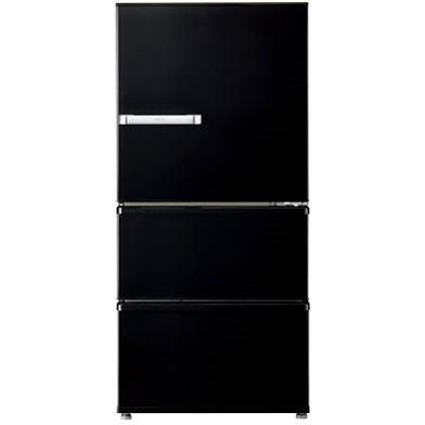 AQUAAQR-SV24H-Kヴィンテージブラック[3ドア冷蔵庫(238L・右開き)]
