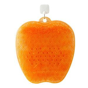 tone フットブラシ TR-15 オレンジ