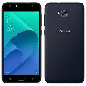 【送料無料】ASUS ZD553KL-BK64S4 ネイビーブラック ZenFone 4 Selfie [SIMフリースマートフォン]
