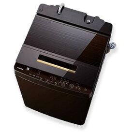 東芝 AW-10SD8(T) グレインブラウン ZABOON [簡易乾燥機能付洗濯機(10.0kg)]【代引き・後払い決済不可】