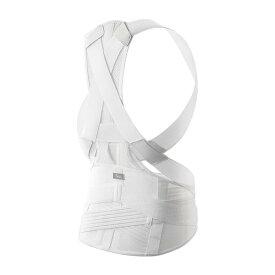 MTG YS-AF02L ホワイト Style BX Plus [姿勢サポートベルト(Lサイズ)]