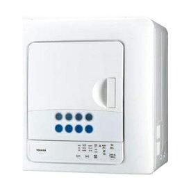 東芝 ED-608 ピュアホワイト [衣類乾燥機(6.0kg)]