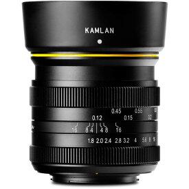 KAMLAN 21mm F1.8(Fuji-FX) [交換レンズ(富士フィルムXマウント)] メーカー直送