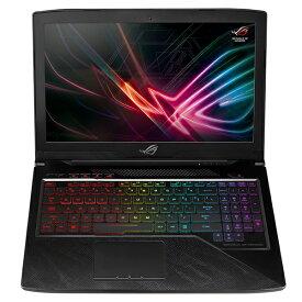 【送料無料】ノートパソコン ゲーミング ASUS GL503GE-HERO256 ROG STRIX 15.6インチ ワイド液晶 Core i7-8750H Windows10 HDD1TB SSD256GB 16GB フルHD 無線LAN ゲーミングPC eスポーツ