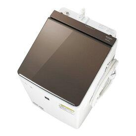 SHARP ES-PT10D ブラウン系 [洗濯乾燥機(10.0kg)]【代引き・後払い決済不可】