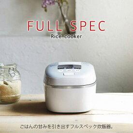 タイガー 炊飯器 もち麦 麦ごはん TIGER JPC-A101-WH ホワイトグレー 炊きたて [圧力IH炊飯ジャー(5.5合炊き)] JPCA101WH
