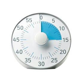 ソニック LV-3078-SV トキ・サポ 時っ感タイマー 19cm 色で時間の経過を実感 シルバー