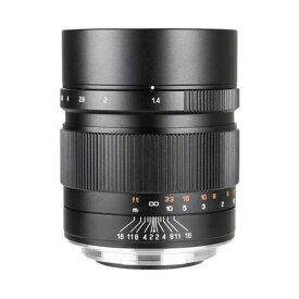 中一工学 SPEEDMASTER 1.4/65mm (FG) [単焦点レンズ(富士フィルムGマウント)]