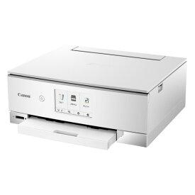 CANON TS8330 WH ホワイト PIXUS [A4インクジェット複合機(コピー/スキャナ)] メーカー直送