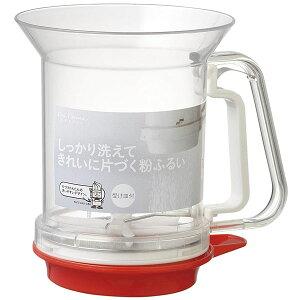 貝印(株) DL-6261 洗える粉ふるい(受け皿付)