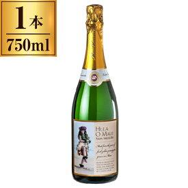 マウイワイン フラオ・マウイ 750ml 【 アメリカ ハワイ スパークリング フルーツ ワイン パイナップル 】