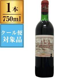 【送料無料】[1970] シャトー・コス・デストゥルネル/サンテステフ 750ml Chateau Cos d'Estournel 【 赤ワイン ボルドー メドック 格付けシャトー 2級 】