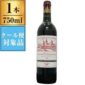 【送料無料】[1988] シャトー・コス・デストゥルネル/サンテステフ 750ml Chateau Cos d'Estournel 【 赤ワイン ボルドー メドック 格付けシャトー 2級 】