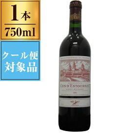 【送料無料】[1992] シャトー・コス・デストゥルネル/サンテステフ 750ml Chateau Cos d'Estournel 【 赤ワイン ボルドー メドック 格付けシャトー 2級 】