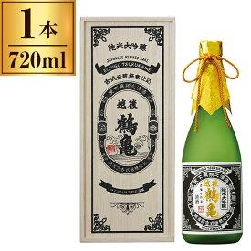 越後鶴亀 超特醸 純米大吟醸 720ml
