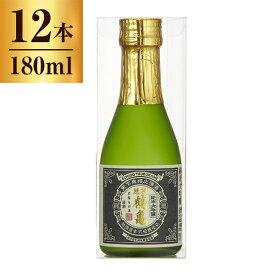【送料無料】越後鶴亀 超特醸 純米大吟醸 180ml ×12