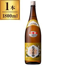 石本酒造 越乃寒梅 吟醸 別撰 1.8L