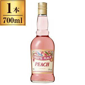 リゼット ピーチ 700ml Lisette Peach 【 リキュール フランス 桃 正規品 】