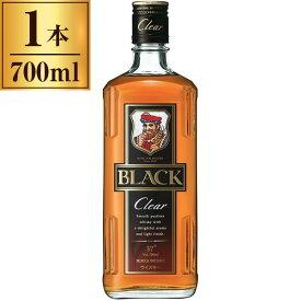 アサヒビール ブラックニッカクリア 700ml瓶