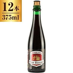 アウトベールセル アウドクリーク 375ml ×12 【 ベルギー ビール フルーツ チェリー ランビック 】