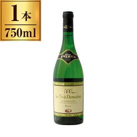 ゲロワンヌ・白/モロッコワイン・レ・トロワ・ドメーヌ (2015) 750ml