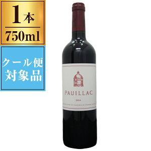 [2014] ポイヤック・ド・ラトゥール 750ml Pauillac de Latour Chateau 【 赤ワイン ボルドーメドック 格付けシャトー シャトー ラトゥール 】 ギフトプレゼント 誕生日 誕生年 記念日 お祝い バースデ