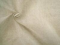 広幅国産ざっくり織りリネンガーゼ《生成り》■ストールにおすすめ!ざっくりと織られた、透け感のあるとても涼しげなリネンガーゼ生地です♪