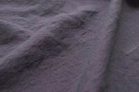 60ローンベルギー産リネン生地国内染めヴィンテージワッシャー加工無地■ベルギー・クルトレー地区のフラックス原料で紡績し、国内で織り上げたリネン生地です。
