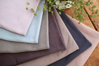 Pres-de original 150 cm wide welding result knit fabric plain ♦ amenities French color color.