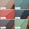 Cloth for double width 140cm Pres-de original reversible kilt knit horizontal stripe & dot ■