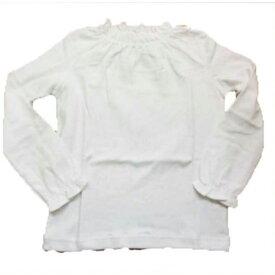 【Miary mail】ミアリーメール 首元フリルTシャツ H14500