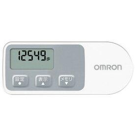 オムロン 歩数計 (HJ-321-W) [キャンセル・変更・返品不可]