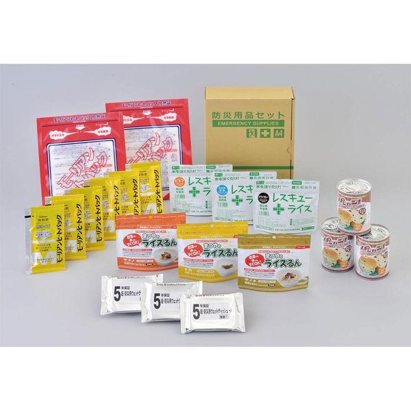 A4ボックス食料備蓄 3日間セットFLS-03 (29615) [キャンセル・変更・返品不可]