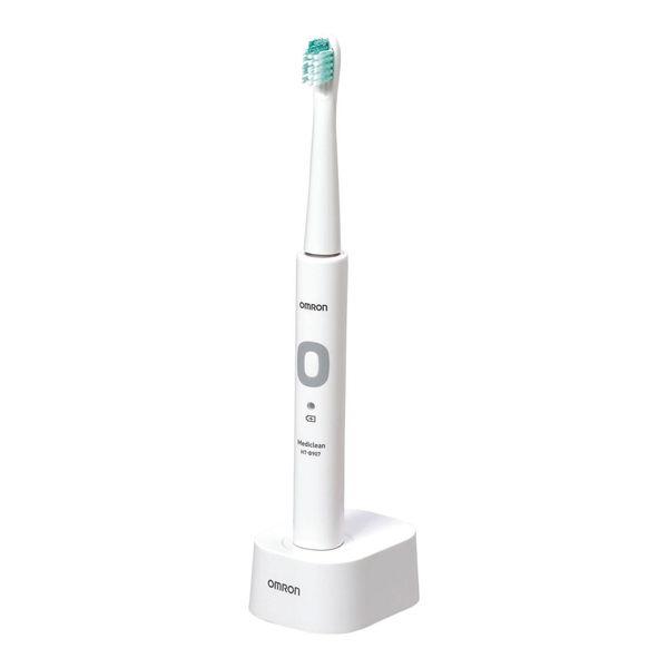 オムロン 音波式電動歯ブラシ メディクリーン (HT-B907) [キャンセル・変更・返品不可]