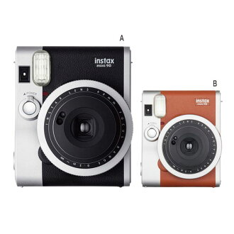 Fuji フイルムインスタントカメラネオクラシックチェキブラック (INSMINI90NCBL) [cancellation, change, returned goods impossibility]