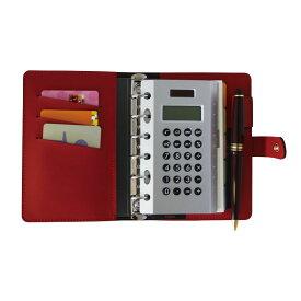 システム手帳III 赤 (NST30-R) 単品 [キャンセル・変更・返品不可]