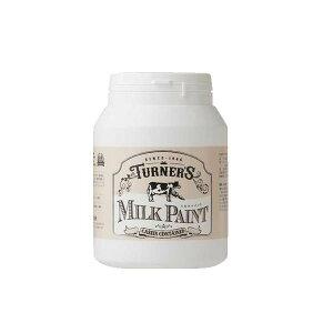ターナー色彩 水性天然由来ペイント ミルクペイント 450mlボトル入り 暖色系 11・ハニーマスタード